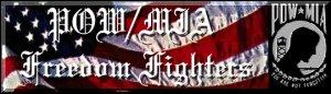 POW/MIA / Freedom Fighters